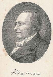 Han kallades Göteborgs Bellman -- J. A. Wadman